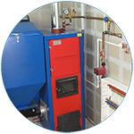 Монтаж пеллетных котлов отопления в Челябинске и области