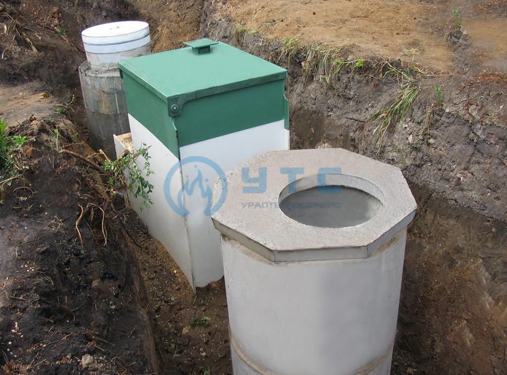 станция биоочистки