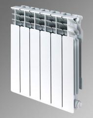 Радиаторы алюминиевые Radena 350 - от 1 до 12 секций