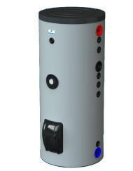 Бойлер косвенного нагрева HAJDU STA 200 C, настенный, с одним теплообмеником